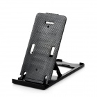 Super Light Plastic Stand for iPhone 5 / iPad / More - Black