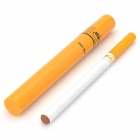 SKY-3 Lady's Disposable Quit Smoking Electronic Cigarette - Red Bull Flavor (Yellow + White)