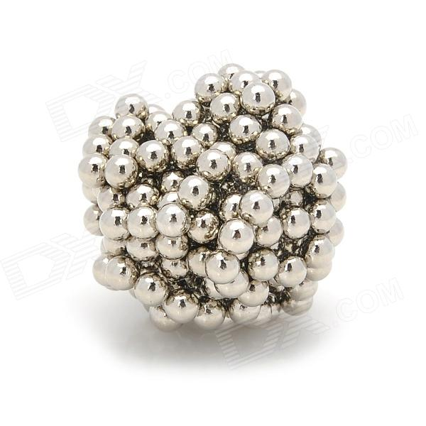 KA1314 3657B DIY 3mm Neodymium Magnet Spheres - Silver (216 PCS)Magnets Gadgets<br>Brand<br><br>KA1314<br><br><br><br>Model<br><br>3657B<br><br><br><br>Quantity<br><br>1 piece(s) per pack<br><br><br><br>Color<br><br>Silver<br><br><br><br>Material<br><br>Neodymium Magnet<br><br><br><br>Specification<br><br>3mm diameter sized spheres; With strong magnetic properties; Perfect pieces for DIY projects and for building 3D puzzles etc.<br><br><br><br>Packing List<br><br>216 x Neodymium magnet spheres<br>