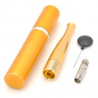 QH305 Cigarette Holder Filter Set - Golden