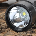 Small Sun ZY-T29 Cree XM-L T6 640lm 5-Mode White Flashlight - Black (1 x 18650)