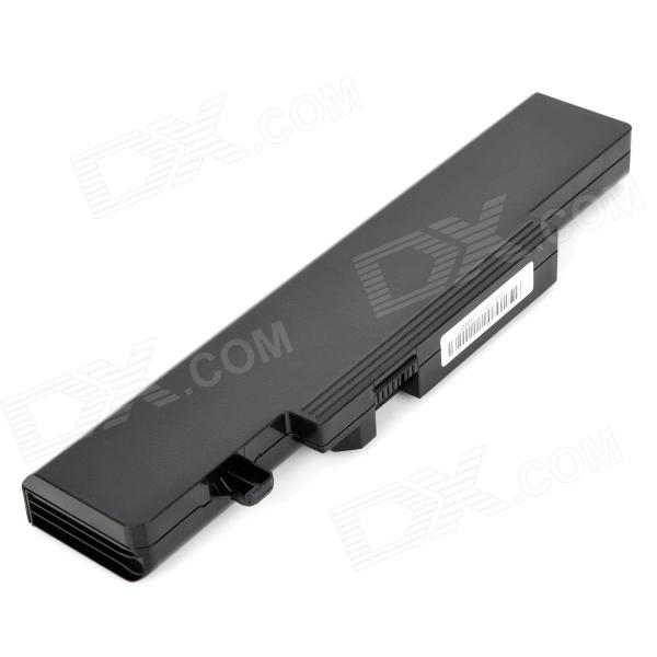 Replacement Battery for Lenovo IdeaPad Y450, IdeaPad Y450 20020,IdeaPad B560 + More - Black