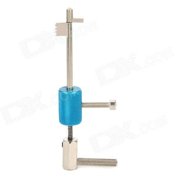 AML020056 Civil Lock Quick Forced Open Tool - Silver + Blue