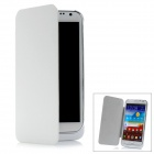 4000mAh External Power Battery Charger Case w/ Holder for Samsung N7100 - White