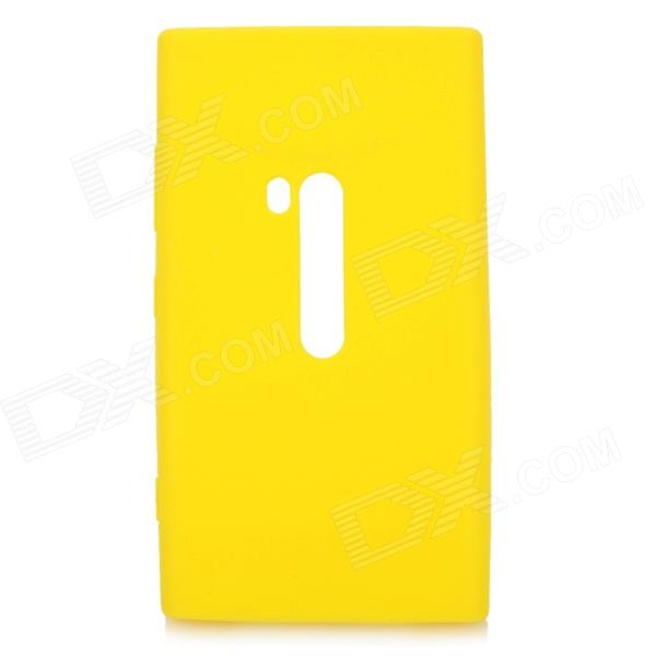 Protective Silicone Case for Nokia Lumia 920 - Yellow