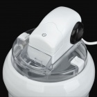 ICM-01 DIY Automatic Household Ice Cream Making Machine - White