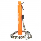 Cror Outdoor Camping Portable Manual Water Purifier - Orange