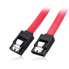 SATA Hard Drive Data Cable - Red (45cm)
