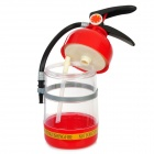 Creative Extinguisher Style Water Dispenser - Red