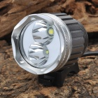 SingFire SF-525 Cree XM-L T6 & XP-G R5 1200lm 3-Mode White Bicycle Headlamp (4 x 18650)