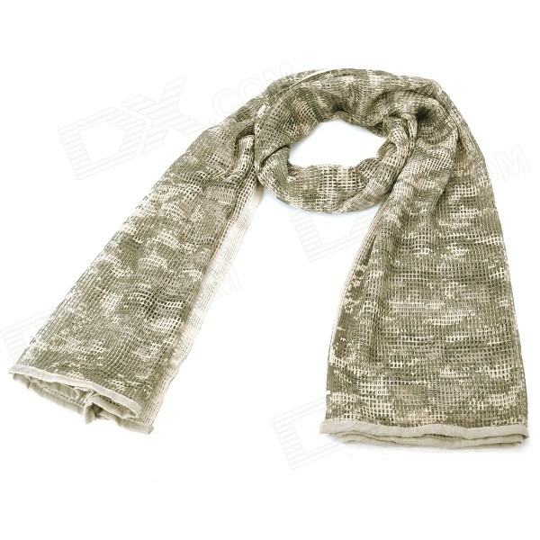 SW2102 Military Outdoor Camouflage Scarf