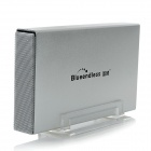 "Blueendless BS-U35F3.0 USB 3.0 3.5 ""SATA HDD Enclosure - Silver"