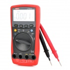 "UNI-T UT60G 2.3"" LCD Digital Multimeter - Red + Deep Grey"