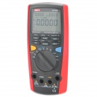 "UNI-T UT71B 3"" LCD Multipurpose Digital Multimeter - Red + Deep Grey (1 x 9V Battery)"