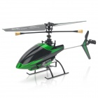 SH-6033 Rechargeable 3.5-CH 2.4GHz Radio Control R/C Helicopter w/ Gyro - Green + Black