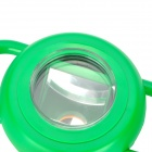 BeiLeShi Funny 3X Magnification Insects Observation Lens - Green + Orange