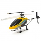 ZR-Z100 3.5-CH Radio Control Single Blade R/C Helicopter w/ Gyro - Blue + Black + Yellow