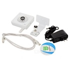 (Free DDNS) TENVIS MINI319w 300KP CMOS Indoor Wireless IP Camera w/ Wi-Fi/ 12m Night Version - White