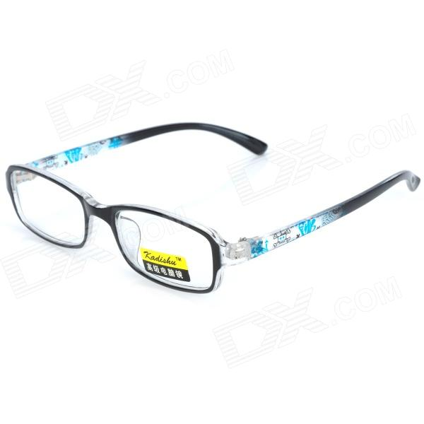 купить Rolling Caster Kid's Anti-Radiation Protection Resin Lens PC Frame Glasses - Black дешево
