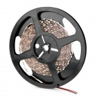 24W 2100lm 6500K 300-SMD 3528 LED White Light Car Flexible Lamp Strip - White (DC 12V / 500cm)