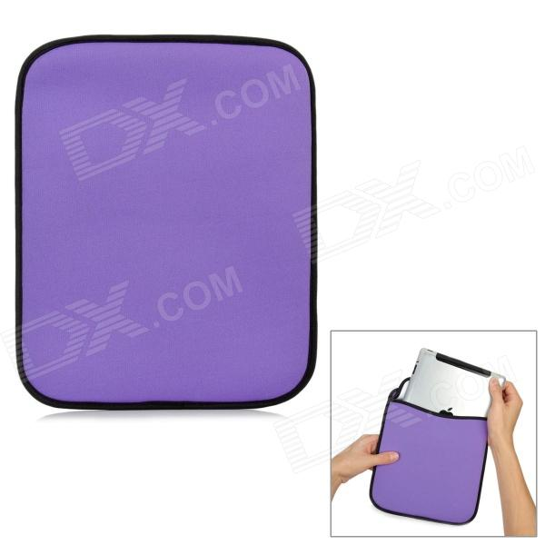 Universal Protective Neoprene Inner Bag for 9.7 Tablet - Purple radiation proof protective inner pouch bag for ipad tablet pc camouflage green