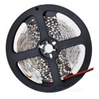 24W 2100lm 3300k 300-SMD 3528 LED Varm Vit Ljus Bil Flexibel Lamp Strip - Vit (DC 12V / 500cm)