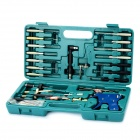 AML020127 Civil Lock / Car Lock Opener Tools Whole Set - Green