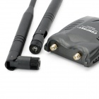 COMFAST CF-WU7200ND 300Mbps 802.11b/g/n Wireless Network Adapter w/ Double Antennas - Black