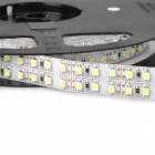 78W 6000lm 1200-SMD 3528 LED White Light Flexible Lamp Strip (5m / 12V)