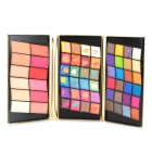 Kiss Beauty K8901 2# Cosmetic Makeup 48-Eyeshadow +12-Blusher Set