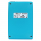 "Verbatim 2.5"" USB 3.0 Mobile HDD - Blue + Black (1 TB)"