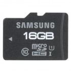 Samsung MB-MGAGB/CN Micro SDHC Memory Card - Black (16GB / Class 10)