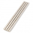 YSDX-654 Magnet Tubes Neocube Set - Silver (D3 x 3mm / 100 PCS)