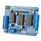 L293D Motor Driver Expansion Board Control Shield - Blau