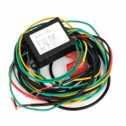 Full Function Car Light Induction Controller - Black (9~30V)