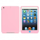 7.9&quot; Protective Silicone Back Cover for iPad Mini - Pink