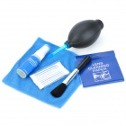 TB-098 6-in-1 Mini Digital Cleaning Set für Kamera / Bildschirm / Video - Black