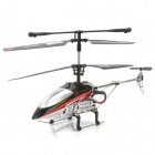 IA-8901 Rechargeable 3.5-CH Radio Control R/C Helicopter w/ Gyro / LED - Black + Silver