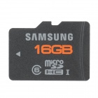 Samsung MB-MPAGB/CN Plus Micro SDHC Memory Card - Black (16GB / Class 6)