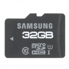 Samsung MB-MGBGB/CN Micro SDHC Memory Card - Black (32GB / Class 10)