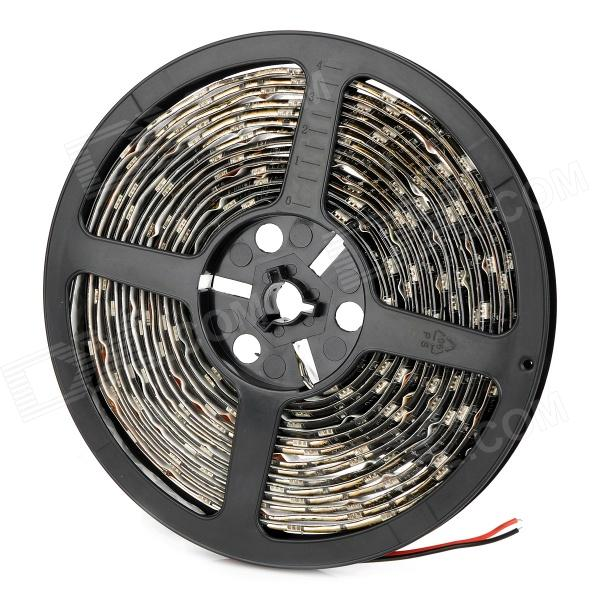 LY114 Waterproof 45W 1500lm 450nm 150-SMD 5050 LED Blue Light Car Flexible Lamp Strip (12V / 500cm) waterproof 90w 3000lm 300 smd 5050 led blue light car decoration strip 12v 500cm