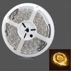 MJ5050-N 60W 3600lm 3200K 300-SMD 5050 LED Warm White Flexible Light Strip - (DC 12V / 500cm)