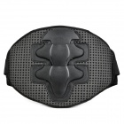AMT-011 Square Hole Style Cycling Race Back Waist Support for Motorcycle / Bicycle / Sports - Black