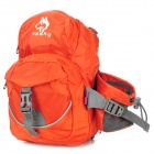 HASKY CY-2016 Outdoor Multifunction Backpack / Shoulder / Hand / Aslant Bag w/ Strap - Orange