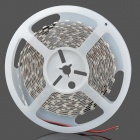 MJ5050-Z 60W 3600lm 6500k 300-SMD 5050 LED White Light Flexible Lamp Strip - White (DC 12V / 500cm)