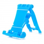 Racer Style Super Light Universal Stand for Iphone / Ipad / E-Reader + More - Blue
