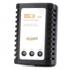IMAXRC B3 Pro Compact Balance Charger for RC Toy 2S/ 3S Battery Pack - Black