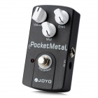 Joyo JF-35 True Bypass Pocket Metal Guitar Effect Pedal - Black