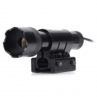 5mW Red Laser Scope with Gun Mount - Black (2 x AG13 / 1 x CR123A)