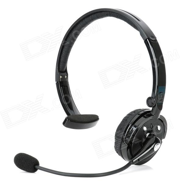 p wireless bluetooth v  headset headphones w microphone usb transmitter black